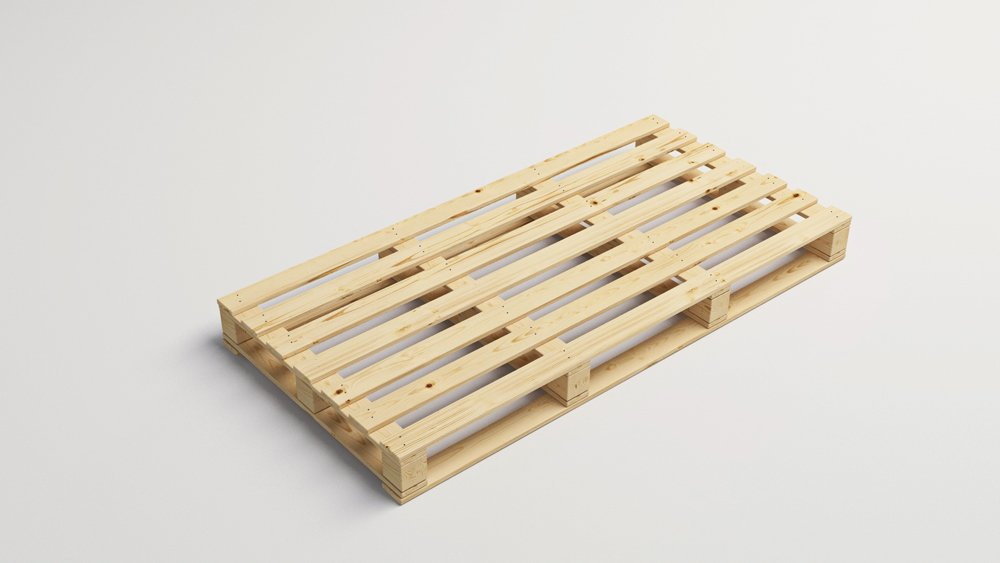 03 FOUR-WAY PALLETS