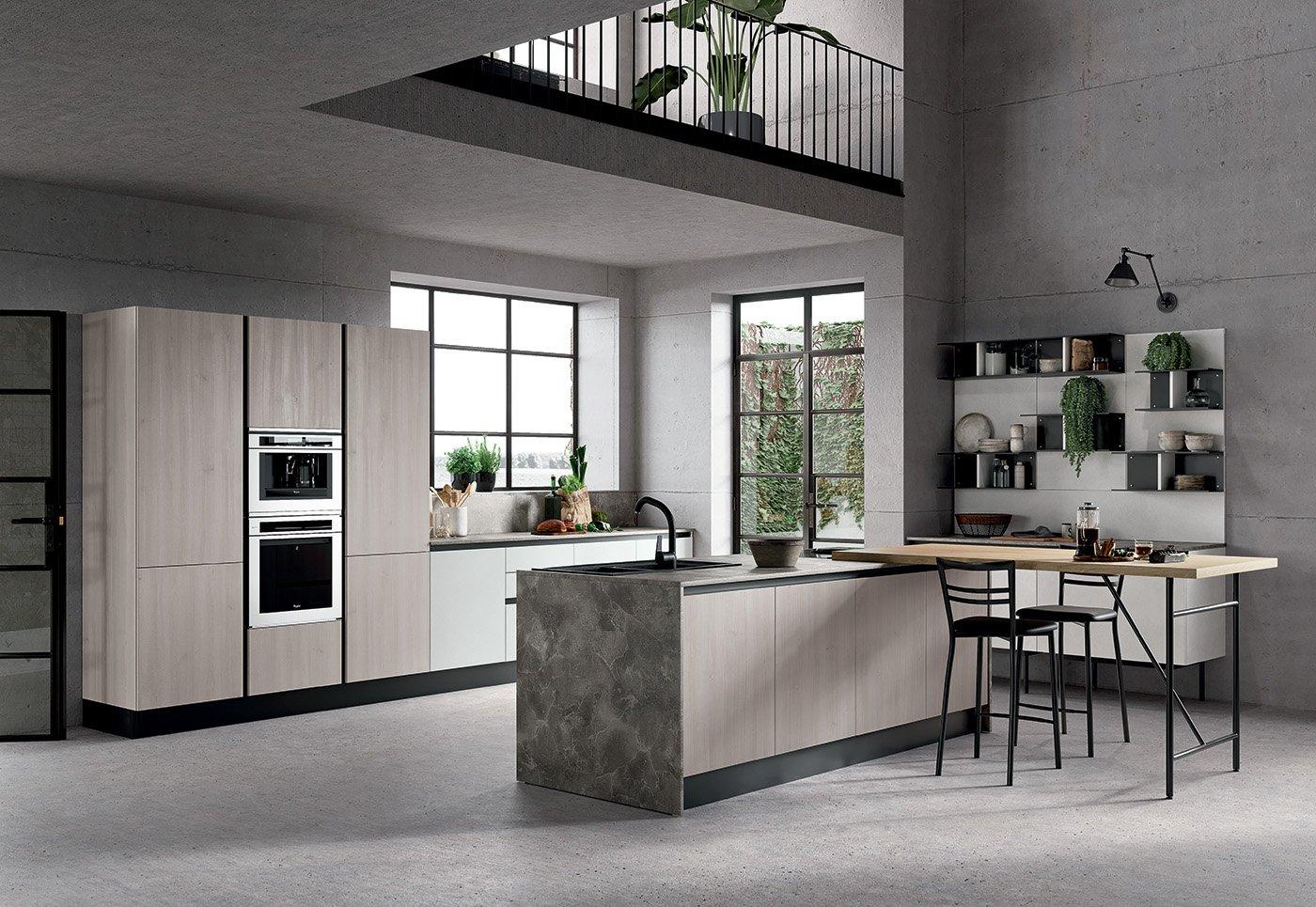 Colombini-Casa-Cucina-Moderna-Paragon-finitura-cemento-artico-66-67